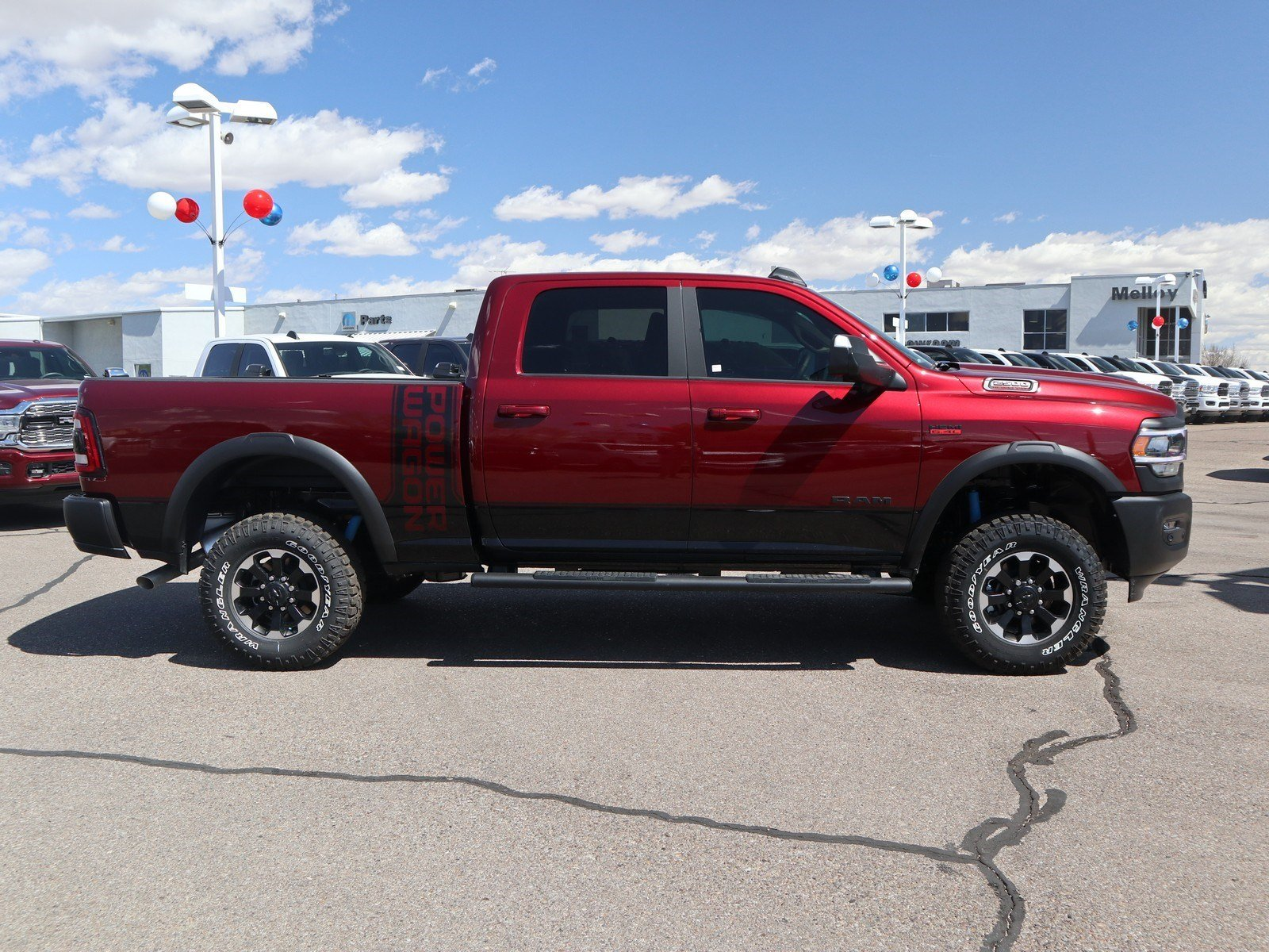 New 2020 RAM 2500 Power Wagon 4×4 Crew Cab for sale in ...