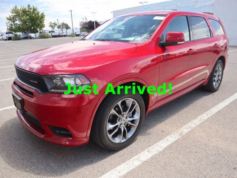Pre-Owned 2019 Dodge Durango GT RWD 4D Sport Utility for sale in Albuquerque NM