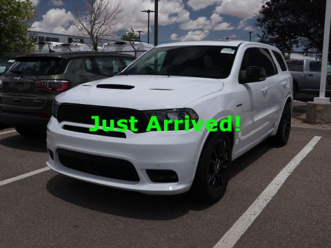 Pre-Owned 2020 Dodge Durango R/T RWD 4D Sport Utility for sale in Albuquerque NM