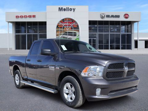 New 2019 RAM 1500 Classic Express 4x2 Quad Cab for sale in Albuquerque NM