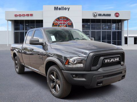 New 2020 RAM 1500 Classic Warlock 4x2 Quad Cab for sale in Albuquerque NM