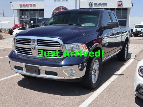 Pre-Owned 2019 Ram 1500 Classic Big Horn RWD 4D Extended Cab for sale in Albuquerque NM