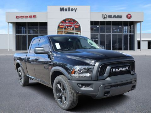 New 2019 RAM 1500 Classic Warlock 4x2 Quad Cab for sale in Albuquerque NM