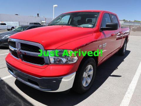 Certified Pre-Owned 2019 Ram 1500 Classic SLT RWD 4D Crew Cab for sale in Albuquerque NM
