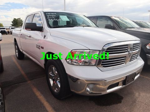 Pre-Owned 2015 Ram 1500 Big Horn RWD 4D Crew Cab for sale in Albuquerque NM