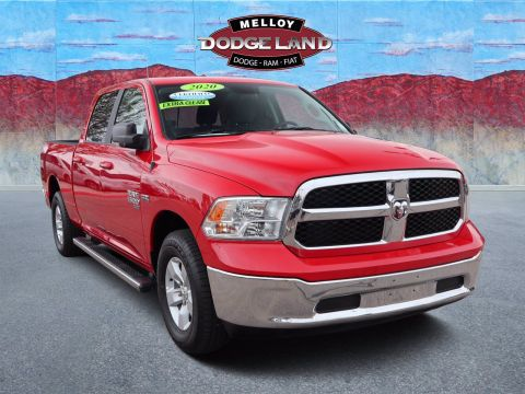 Certified Pre-Owned 2020 Ram 1500 Classic SLT RWD 4D Crew Cab for sale in Albuquerque NM