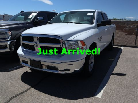 Pre-Owned 2019 Ram 1500 Classic SLT 4WD 4D Crew Cab for sale in Albuquerque NM