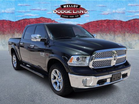 Pre-Owned 2018 Ram 1500 Laramie 4WD 4D Crew Cab for sale in Albuquerque NM