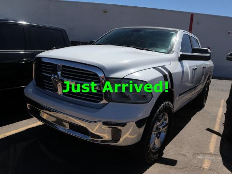 Pre-Owned 2015 Ram 1500 SLT 4WD 4D Crew Cab for sale in Albuquerque NM