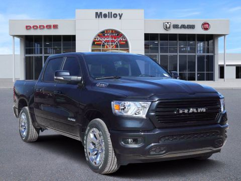 New 2020 RAM 1500 Big Horn 4x2 Crew Cab for sale in Albuquerque NM