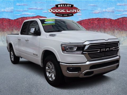 Certified Pre-Owned 2020 Ram 1500 Laramie 4WD 4D Extended Cab for sale in Albuquerque NM
