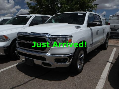 Pre-Owned 2019 Ram 1500 Big Horn/Lone Star 4WD 4D Crew Cab for sale in Albuquerque NM