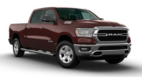 New 2020 RAM 1500 Big Horn 4x4 Crew Cab for sale in Albuquerque NM