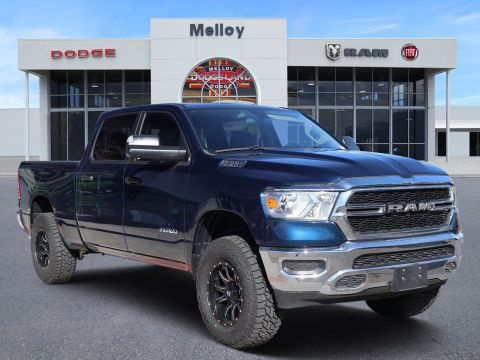 New 2019 RAM All-New 1500 Tradesman 4x4 Crew Cab for sale in Albuquerque NM