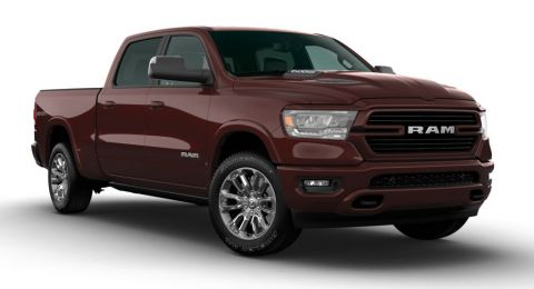 New 2020 RAM 1500 Laramie 4x4 Crew Cab for sale in Albuquerque NM