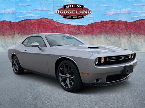 Pre-Owned 2018 Dodge Challenger SXT RWD 2D Coupe for sale in Albuquerque NM