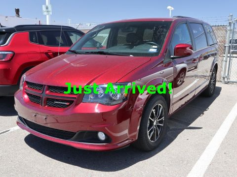 Pre-Owned 2019 Dodge Grand Caravan GT FWD 4D Passenger Van for sale in Albuquerque NM