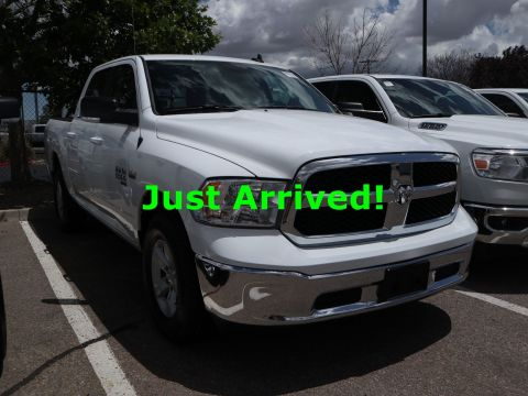 Pre-Owned 2020 Ram 1500 Classic SLT 4WD 4D Crew Cab for sale in Albuquerque NM