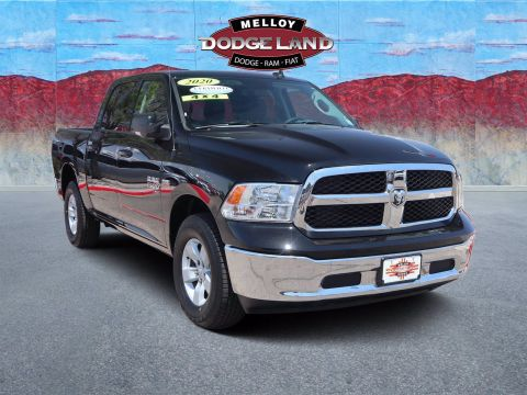 Certified Pre-Owned 2020 Ram 1500 Classic SLT 4WD 4D Crew Cab for sale in Albuquerque NM