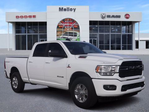 New 2019 RAM 2500 Big Horn 4x2 Crew Cab for sale in Albuquerque NM