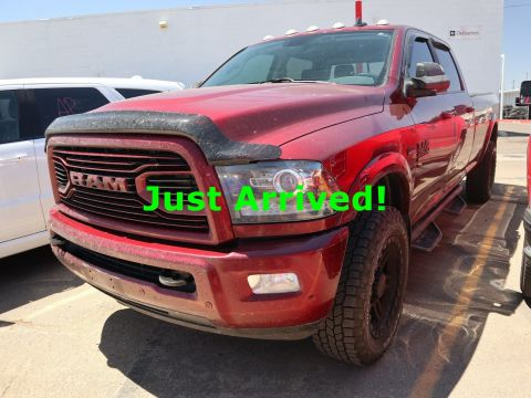 Pre-Owned 2018 Ram 2500 Laramie 4WD 4D Crew Cab for sale in Albuquerque NM