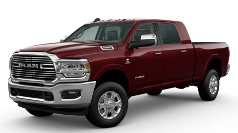 New 2020 RAM 2500 Laramie 4x4 Mega Cab for sale in Albuquerque NM