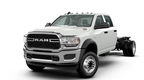 New 2020 RAM 5500 Chassis Cab Tradesman 4x4 Crew Cab for sale in Albuquerque NM