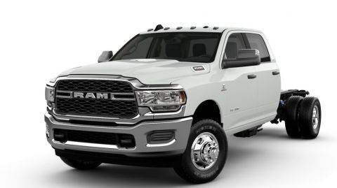 New 2020 RAM 3500 Chassis Cab Tradesman 4x4 Crew Cab for sale in Albuquerque NM