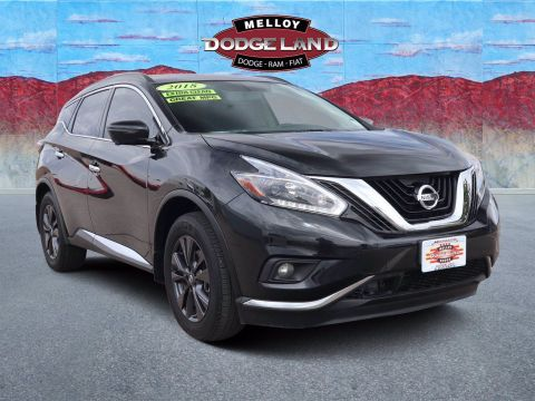 Pre-Owned 2018 Nissan Murano SV AWD 4D Sport Utility for sale in Albuquerque NM