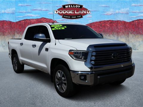Pre-Owned 2018 Toyota Tundra 1794 4WD 4D CrewMax for sale in Albuquerque NM