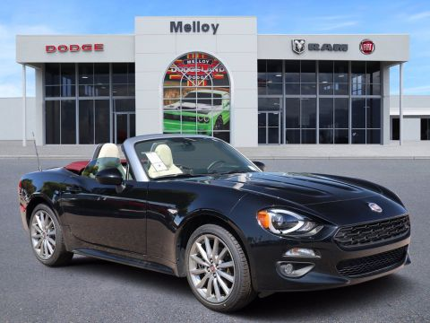 New 2019 FIAT 124 Spider Lusso RWD Convertible for sale in Albuquerque NM