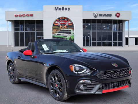 New 2019 FIAT 124 Spider Abarth RWD Convertible for sale in Albuquerque NM