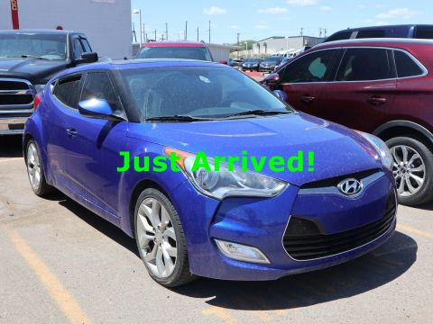 Pre-Owned 2012 Hyundai Veloster Base FWD 3D Hatchback for sale in Albuquerque NM