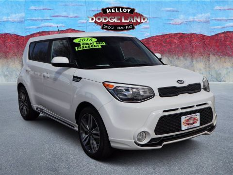 Pre-Owned 2016 Kia Soul Plus FWD 4D Hatchback for sale in Albuquerque NM