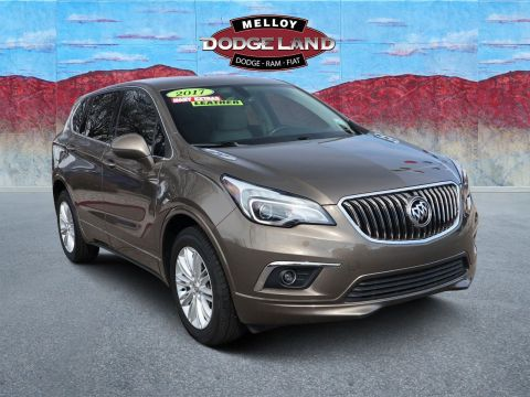 Pre-Owned 2017 Buick Envision Preferred FWD 4D Sport Utility for sale in Albuquerque NM