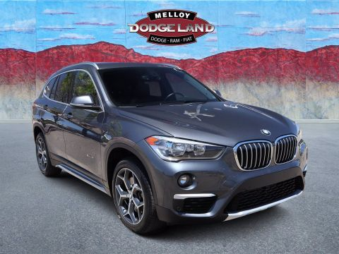 Pre-Owned 2018 BMW X1 xDrive28i AWD 4D Sport Utility for sale in Albuquerque NM