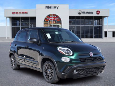 New 2019 FIAT 500L Urbana FWD Hatchback for sale in Albuquerque NM