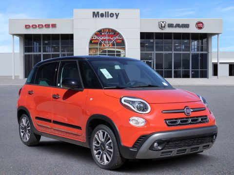New 2019 FIAT 500L Trekking FWD Hatchback for sale in Albuquerque NM